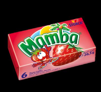 Mamba jordbær - Tygge karameller