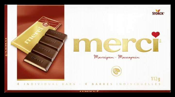 merci Tablets Marzipan - Marzipan.