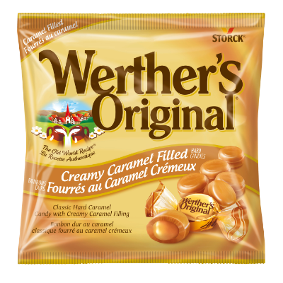 Werther's Original Creamy Caramel Filled -