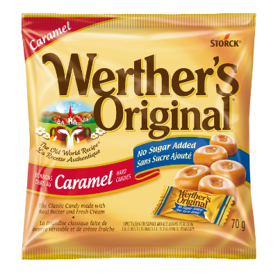 Werther's Original No Sugar Added -