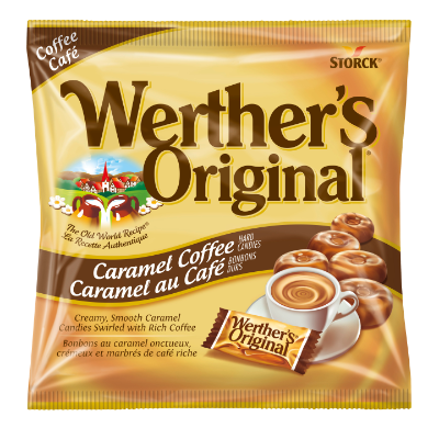 Werther's Original Caramel Coffee -