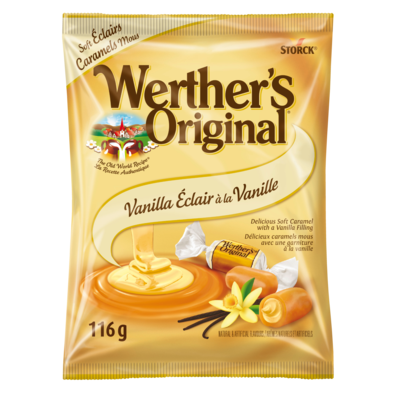 Werthers Original Vanilla Creme Soft Caramels -