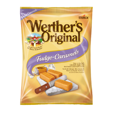 Werther´s Original Fudge-Caramels -