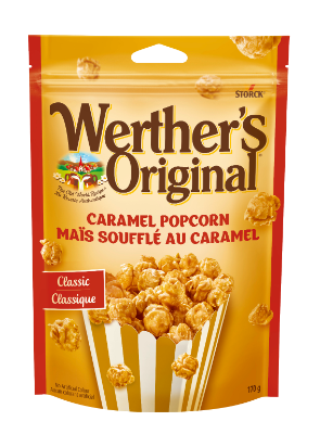 Werther´s Original Popcorn -