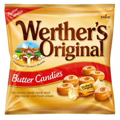 Werther's Original Butter Candies - Butter Candies