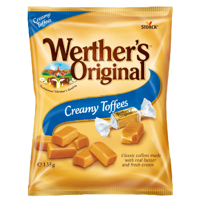 Werther's Original Creamy Toffees