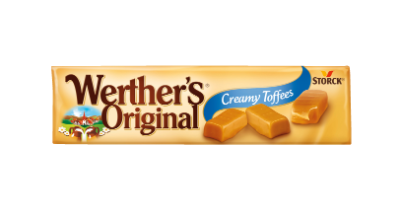 Werther's Original Creamy Toffees Stick Pack - Creamy Toffees