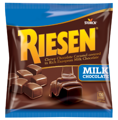 RIESEN Milk Chocolate -