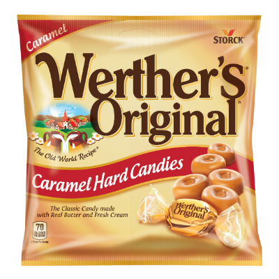 Caramel Hard Candies