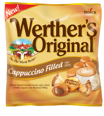 Werther's Original Cappuccino Filled Hard Candies -