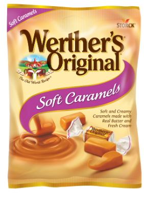 Werther's Original Soft Caramels -