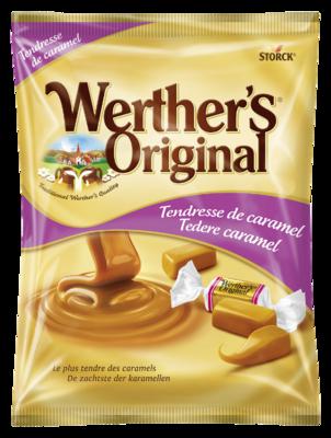 Werther's Original Tedere caramel - Zachte en romige karamellen