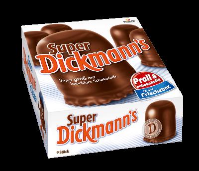 Super Dickmann's - Chocozoenen