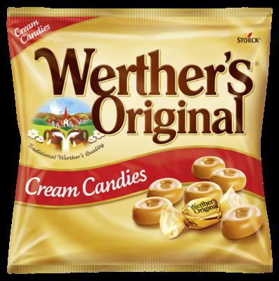 Werther's Original Bonbons à la crème - Bonbons à la crème