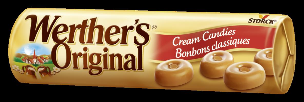 Caramels durs Werther's Original 50 g