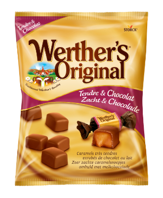 Werther's Original Tendre & chocolat