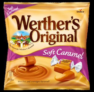 Werther's Original Soft Caramel - Softe Rahmtoffees