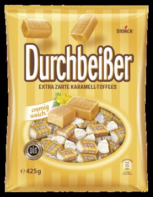 Durchbeißer Karamell - Extra zarte Weichkaramellen