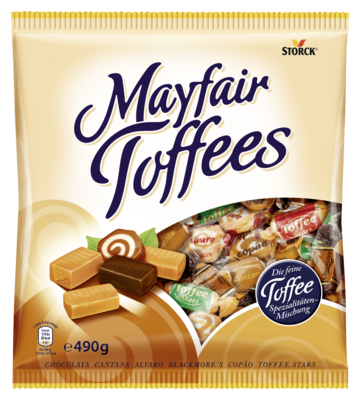 Mayfair Toffees - Toffee-Bonbon-Mischung