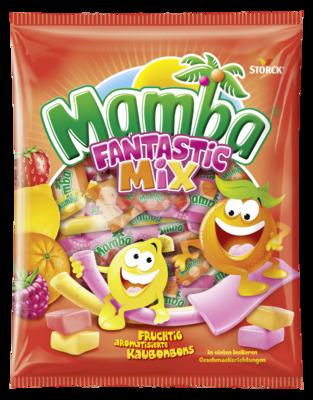 Mamba Fantastic Mix - Kaubonbons mit Fruchtgeschmack
