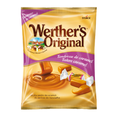 Werther's Original Caramel - Caramelle morbide toffee alla panna