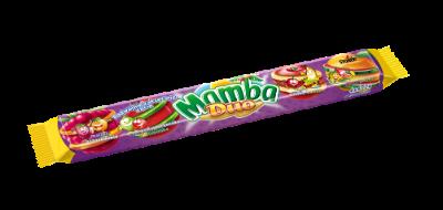 Mamba Duo pasek 4x26,5g - Gumy rozpuszczalne o smakach owocowych