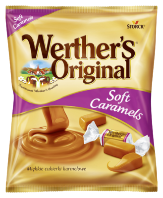 Werther's Original Soft Caramels 75g