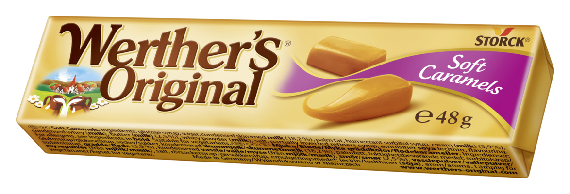 Werther's Original Soft Caramels 48 g