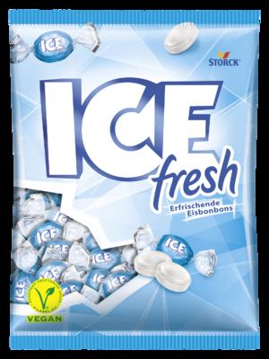 Ice Fresh - Drops s mentolovou příchutí/Drops s mentolovou príchuťou