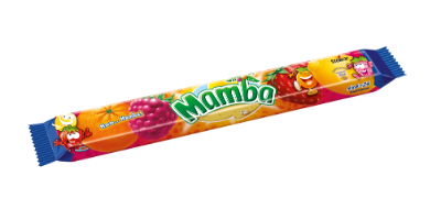 Mamba multipack fruit mix - Caramelos masticables