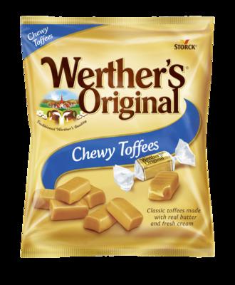 Werther's Original Chewy Toffees - Gräddkola